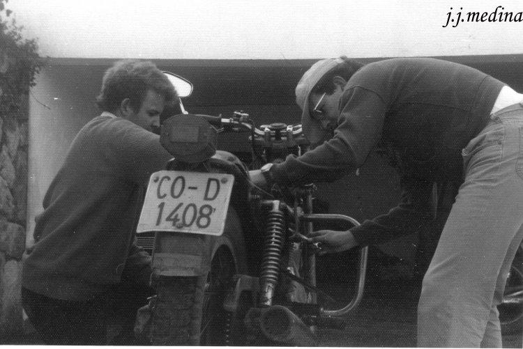 Revisando Ducati Road años 80
