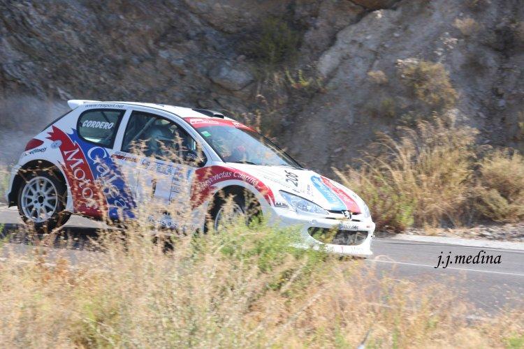 Pedro Cordero-Antonio Pérez, Peugeot 206 Maxi