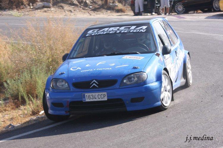 Luis García-Paco Fuentes, Citroën Saxo VTS