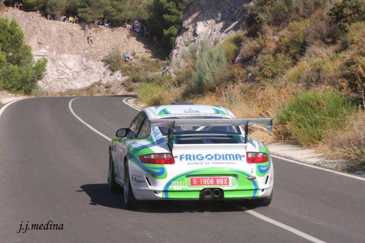 Jose´Antonio Aznar-José Crisanto Galán, Porsche 911 GT3