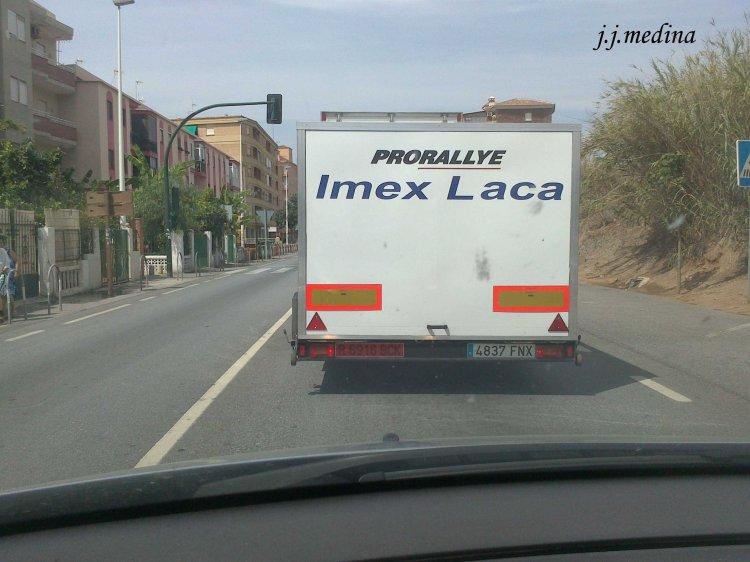Camión Prorallye