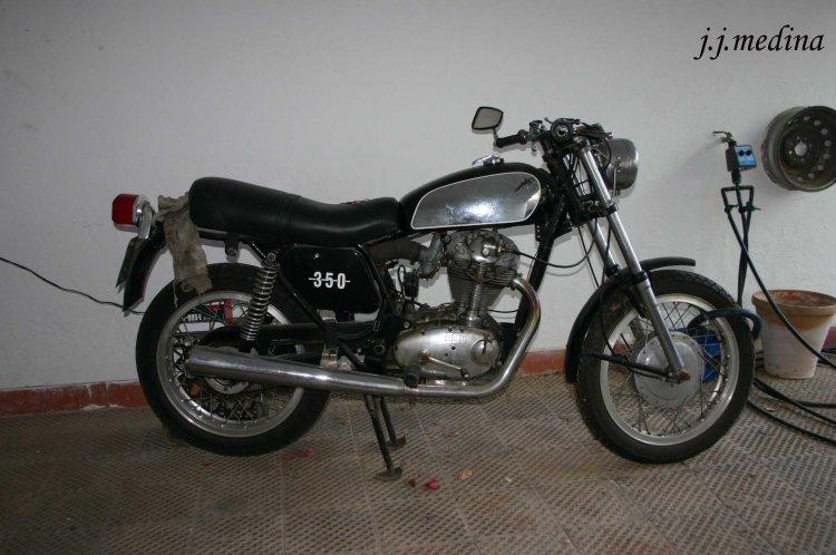 Ducati Road 350