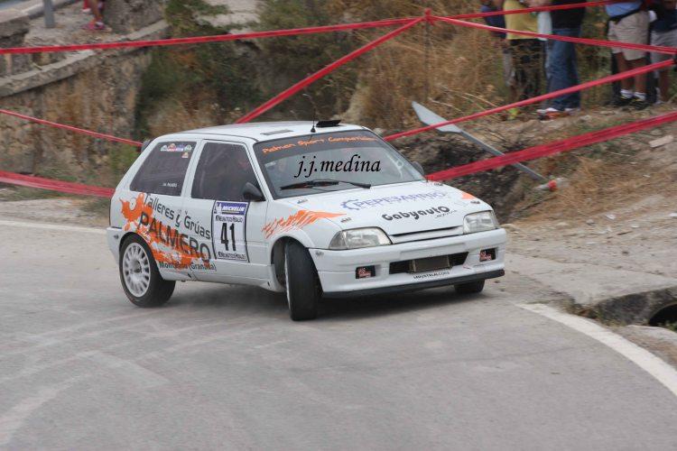 José Palmero, Citroën AX