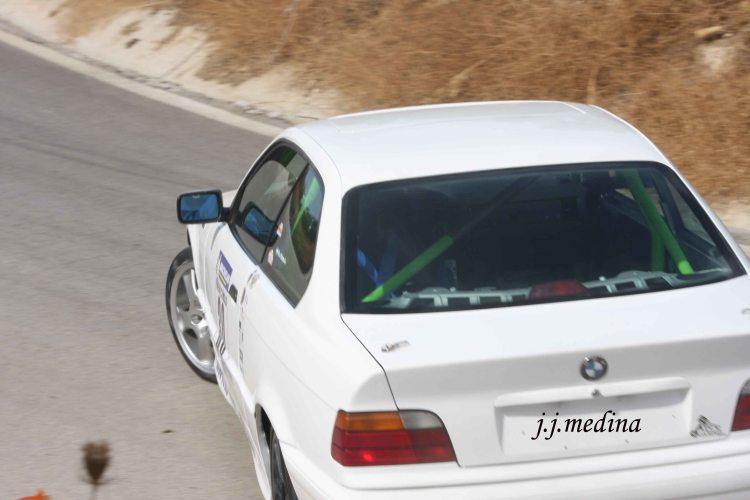 Francisco Palomo, BMW M3