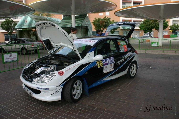 Peugeot 206 XS hermanos Reyes