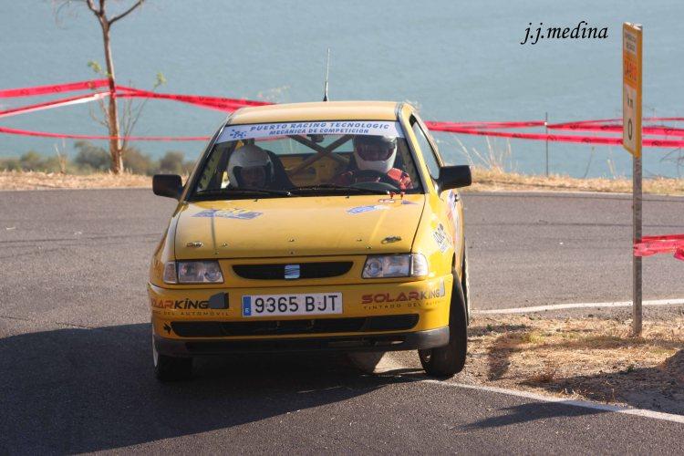 Mario Fernández-Isa Tinajero, Seat Ibiza 2.0 16v