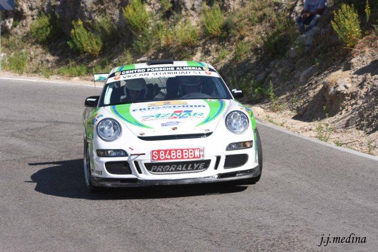 José Antonio Aznar-José Crisanto Galán, Porsche 911 GT3