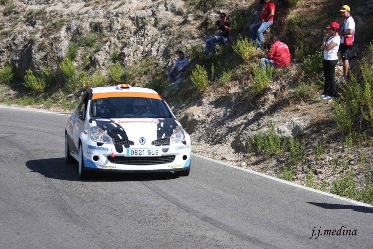 Angel Cordero-FRancisco Ortiz, Renault Clío R3