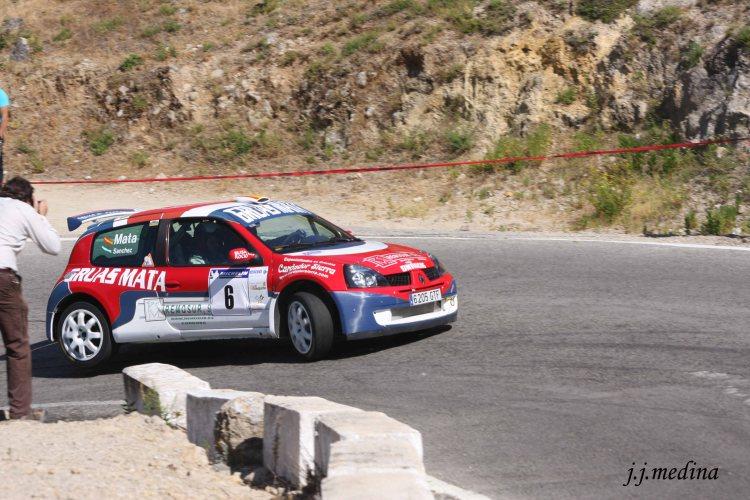 Francisco Mata-Antonio Sánchez, Renault Clío Sport
