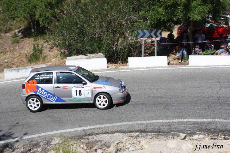 José Ignacio Santos-Africa Palou, Seat Ibiza 2.0 16v