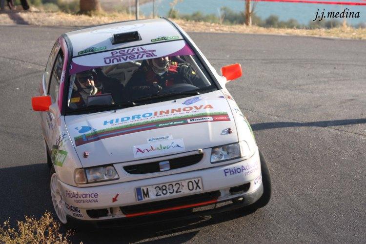 José Antonio Cabezas-Marina Aguilar, Seat Ibiza
