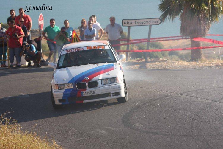 Manuel Moreno-Inmaculada Gil, BMW M3