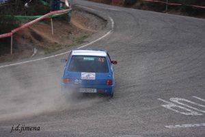 Anastasio Jiménez-Antonio Arribas, Peugeot 205 Rallye