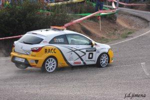 Joseba Castro-Johan Sáenz, Seat Ibiza Cupra R, coche 0