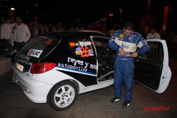 José Antonio Reyes, Peugeot 206 XS