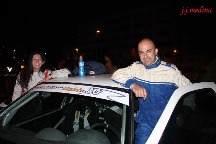 Juan Cerdá- Rocío Pérez, Renual Clío Sport