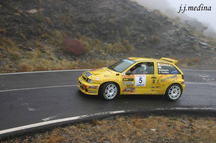 Manuel  Maldonado-C. Fuentes, Seat Ibiza Kit Car