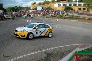 Joseba Castro- Johan Sánez, Seat Ibiza Cupra R, coche 0