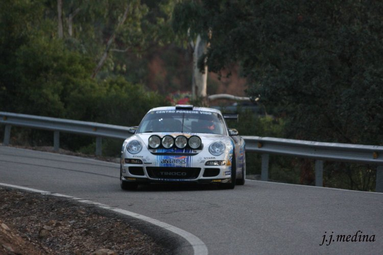 Sergio y Diego Vallejo, Porsche 997 GT3