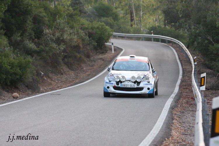 Ángel Cordero-Francisco Ortiz, Renault Clío R3