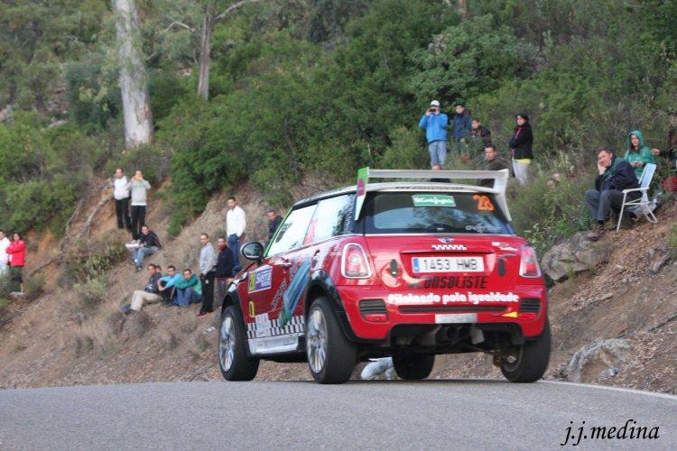 José Alonso-Javier Prieto, BMW Mini Rallye N2