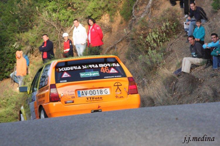 Juan Jesús Coca-Luis M. Benítez, Citroën AX