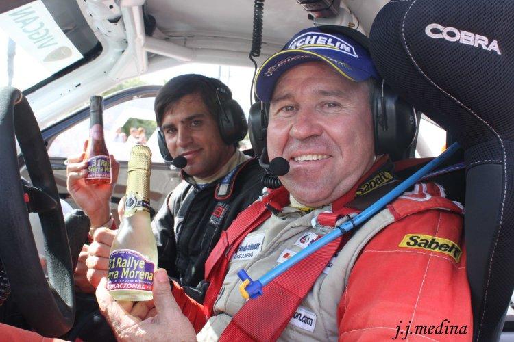 José Antonio Aznar y José Crisanto Galán, Porsche 997 GT3
