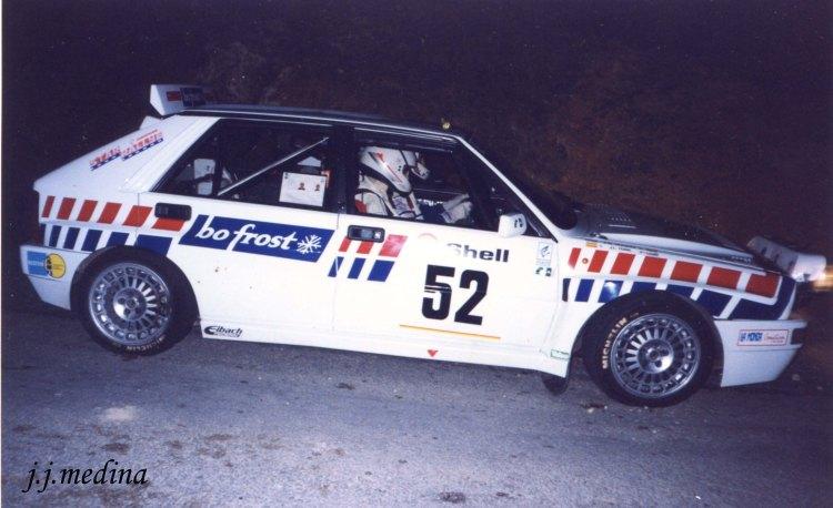 José LuisToril, Lancia Delta Integrale HF copia