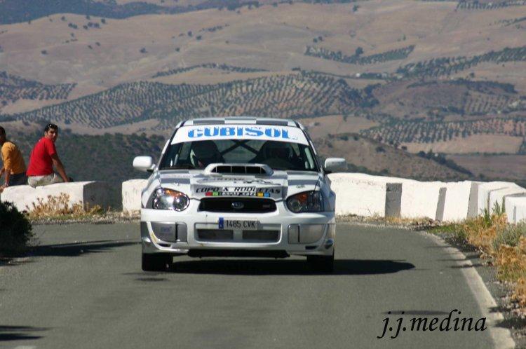 Juan Ángel Ruiz, Subaru Impreza STI