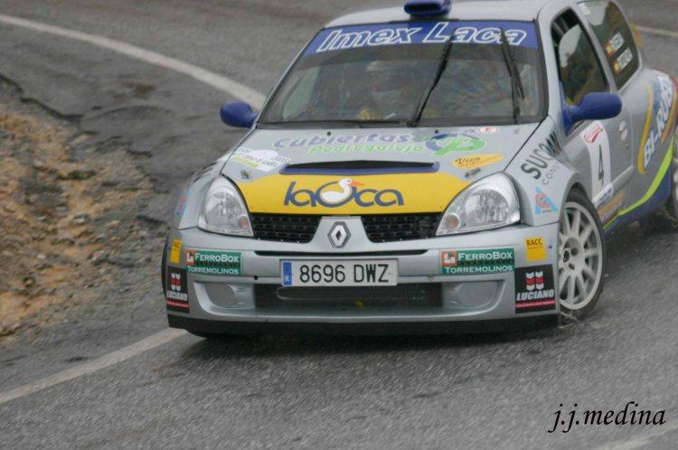 Manuel Rueda-Borja Rozada, Renault Clío S1600