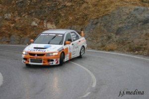 Fernando Servillera-Faustino Pérez, Mitsubishi Evo IX