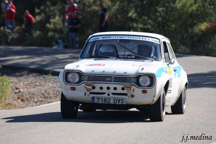 Agustín Blázquez, Rallye Slicks Sevilla 2013