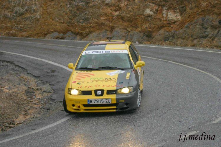 Raimundo Llobregat-M. López, Seat Ibiza Cupra