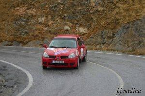 Oscar Gil-Manuel Causse, Renault Clío Sport