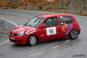 Oscar Gil-Manuel Causse, Renault Clio Sport