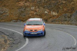 Angel Cordero-F. Ortiz, Renault Megane Coupé