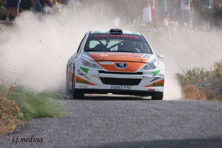 David Pérez, Peugeot 207 S2000