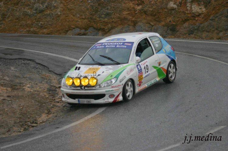 Angel Pérez-Toñi Ibarra, Peugeot 206 XS