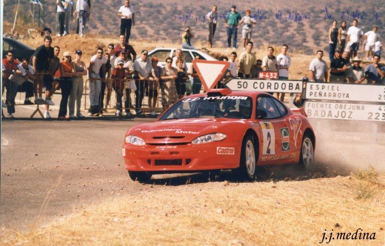Eusebio Frías, Hyundai Coupé Kit Car