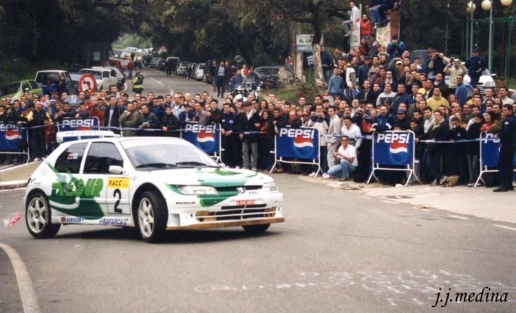 José Antonio Teruel, Peugeot 306 Maxi