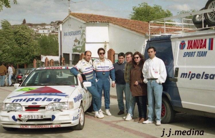 Rafael Palomares, Ford Sierra Cosworth