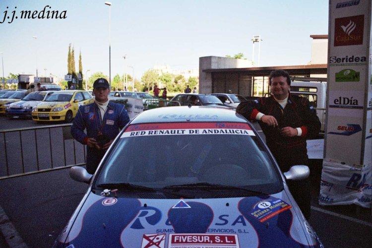 Javier Galán, Renault Clío RS Sport