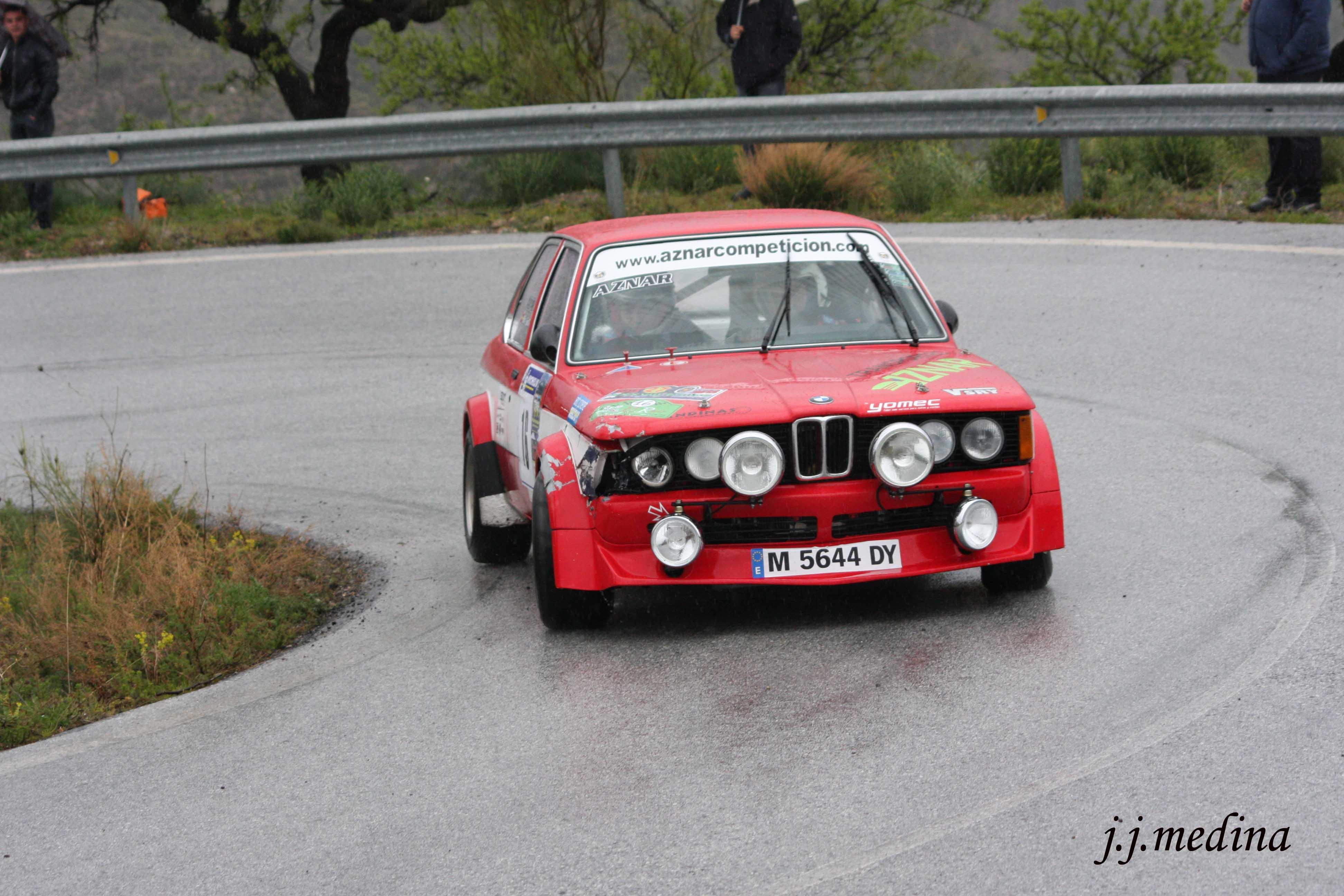 15 Campeones Andaluces De Rallyes La P 225 Gina De Motor De