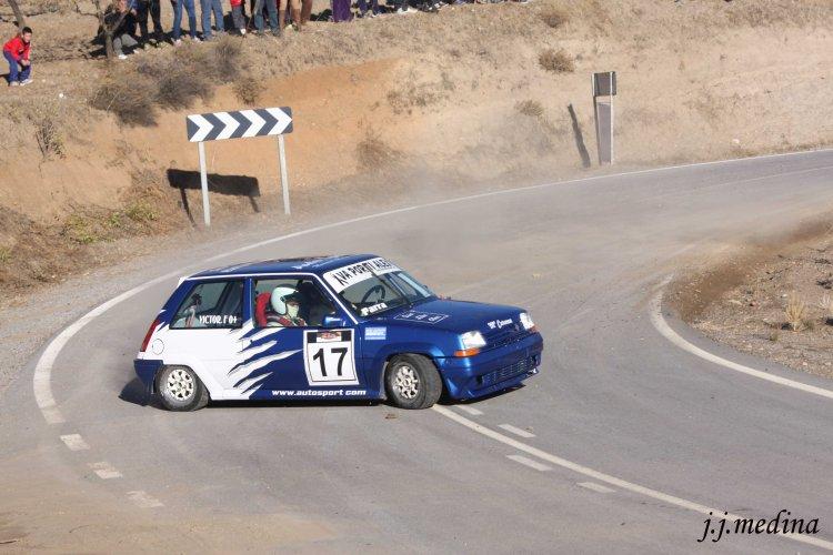 Víctor Franco-Rubén Domenech, Renault 5 Gt Turbo
