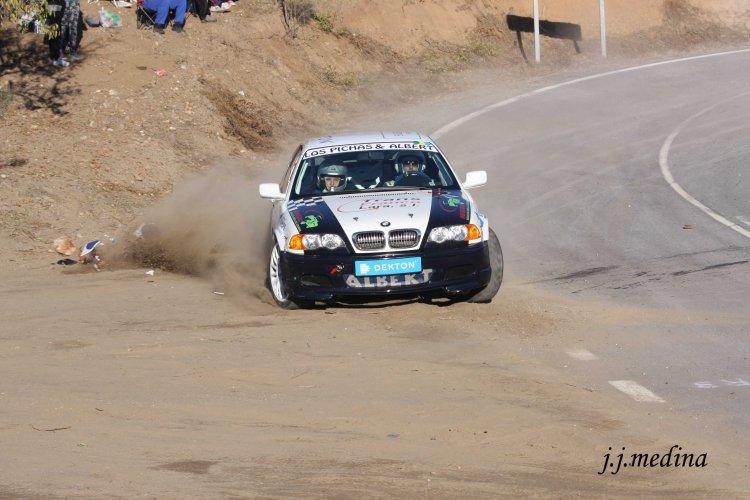 Alberto Domenech-Conchi Gil, BMW 320 E46