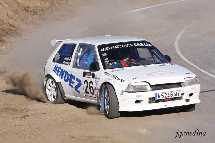 FJuan Blanes-Francisco Salmerón, Citroën AX F2000