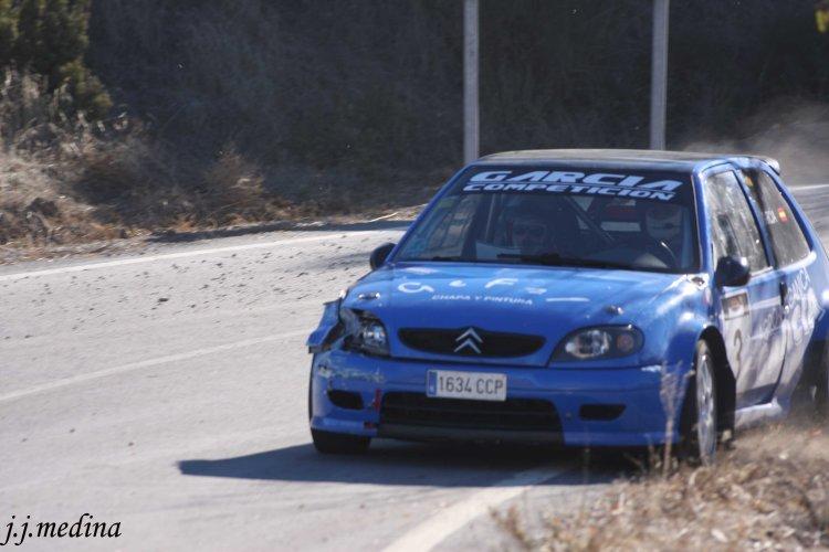 FLuis García-Paco Fuentes, Citroën Saxo VTS