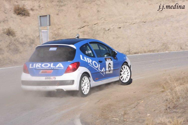 José Carlos Lirola-Rafael Martínez, Peugeot 207 THP