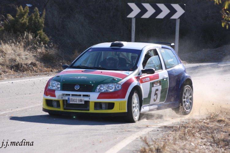 Miguel Ángel Alomdóvar-José Francisco Martín, Fiat Punto S1600