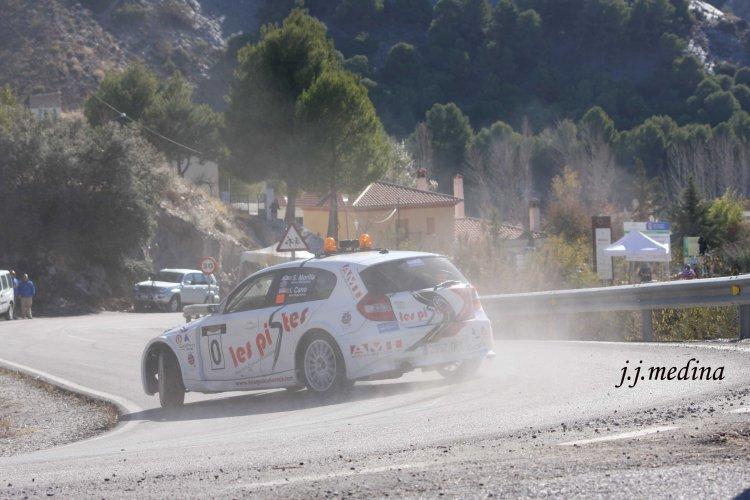 FSergi Morilla-Iván Cano, BMW Serie 1